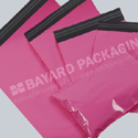 Pink Plastic Mailing Bags
