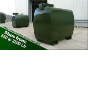 Domestic Heating Oil Tanks