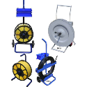 Plastic & Steel Strapping Reel Holders