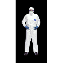 Asbestos protective clothing