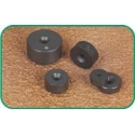 Sintered Ferrite Magnets - Discs with hole