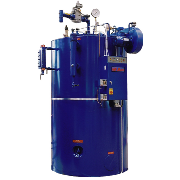 Vertical Fuel-Fired Steam Boilers
