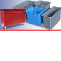Catering bins Bottle bins