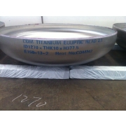 Titanium Elliptical Head, Titanium Spherical Head