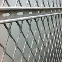 Expanded Perforated Metal