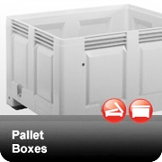 Pallet Boxes / Bulk Containers