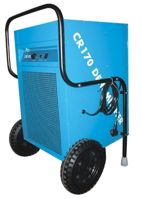 Building dehumidifiers