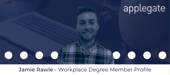 Workplace Degree Member Profile - Jamie