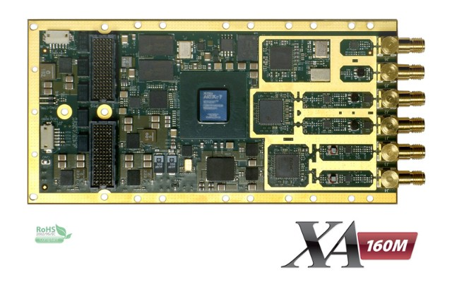 Artix-7 FPGA DAQ Products