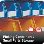 Linbins and Picking Containers