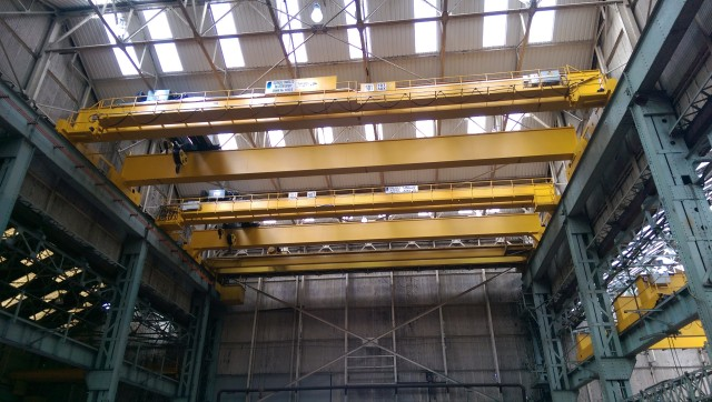 Gantry Steelwork & Supporting Steel Structures