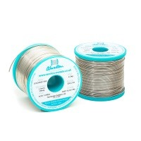 Solder wires for PCB assembly and metal fabrication