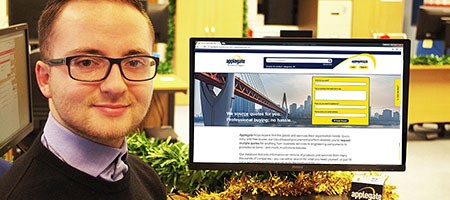 Applegate Marketplace launches new site following £2 million investment in new technology