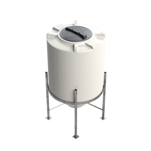 Cone Bottom Tanks with Stirrers