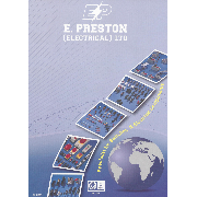 E. Preston Electrical BROCHURE