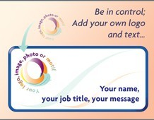 Design your own name badge