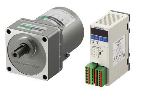 DSC Series - AC Induction Speed Control Motor and Controller Package