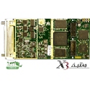 Data Acquisition with FPGA - 4xAdc & 4xDac for Servo with Spartan3A DSP - X3-A4D4