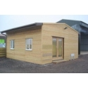 Timber Cladding For Your Steel Buildings