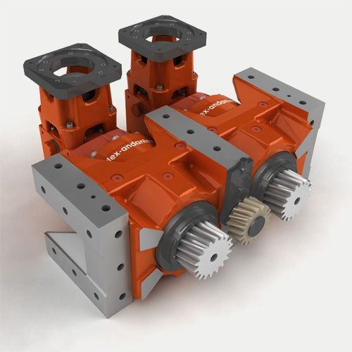 Rack And Pinion Gearboxes