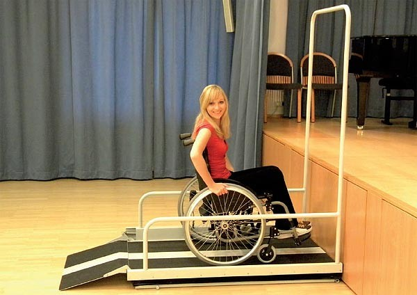 Disabled and Wheelchair Lifts