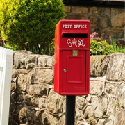 Steel Post Boxes