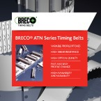 BRECO ATN Series Timing Belts