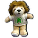 Promotional Personalised  Lion