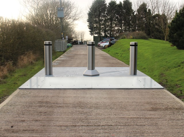 Bollards | Hostile Vehicle Mitigation Products | Access Control