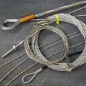 Wire Rope Assemblies, Load Proof Testing. Destruction Testing.