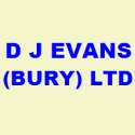 DJ  Evans (Bury) Ltd