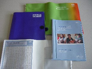 NHS Diary Covers