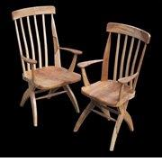 Windsor Chairs in Ash