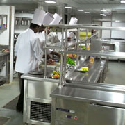 Food Industry - More efficient cleaning products - less waste with significant cost savings