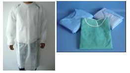 Nonwoven surgical gown (MSF-PPSGW)