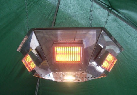 Pendant Heaters