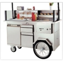 The Pushcart - Mobile Catering for Pedestrian Areas