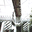 Atrium Access Gantries
