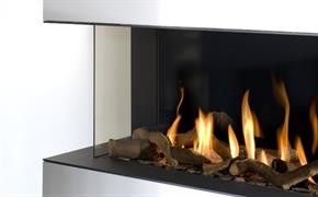 Balanced Flue Wood-Burning Fires