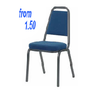 MB1 Banqueting Chair Hire