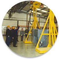 Crane and Overhead Lifting Equipment Training