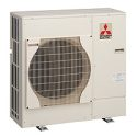 Mitsubishi Air Source HEAT PUMPS (fully controllable & 500% efficient heating!)
