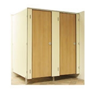 Washrooms & Toilet Cubicle Systems