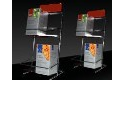 Point of Sale Dump Bins and Display Stands
