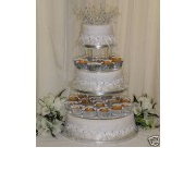 Acrylic Wedding Display Stands
