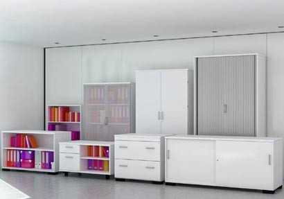 Office Cupboards, Filing and Storage furniture