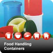 Food Handling Containers