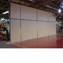 Sigma Single Skin Modular Steel Partitioning