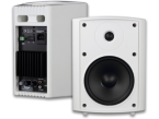 Active Speaker Set White. 2x50W 6 50inch ECO stb function