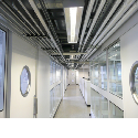 Titan Double Skin Steel Partitioning - Ideal for Cleanroom Applications
